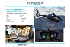 Fiche helicopters EC 120