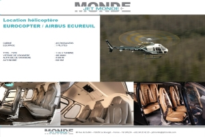 Fiche helicopters Ecureuil