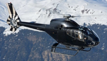 Rent helicopters EC 120